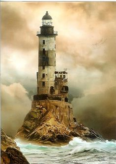 Beautiful Lighthouses Around the World (15 Photos)