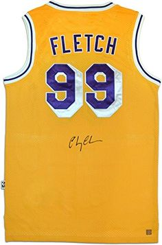 Fletch Los Angeles Lakers Authentic Jerseys
