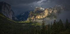 Spring Storm At Yosemite by William McIntosh on 500px