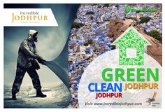 Share and Like To promote plantations, water management, air and noise Pollution. To promote Tourism, educate people to promote tourism…. Visit www.incrediblejodhpur.com