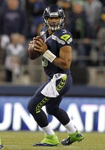 Russell Wilson (Seattle Seahawks QB); 3,118 Rushing Yds; 489 Passing Yds