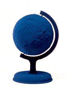 La Terre bleue, 1957   (32 x 36 x 35 cm)  Opera Gallery New York