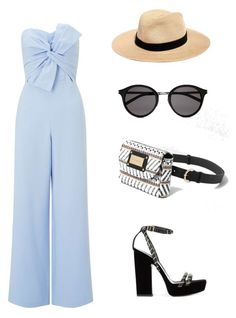 """""""Untitled #702"""" by monieluv on Polyvore featuring Miss Selfridge, Madewell, Yves Saint Laurent and River Island"""