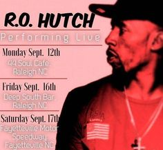 Follow the Rise of R.O. Hutch: #Busy Week #GrandScheme #GrindSeason #RaleighsOwn…