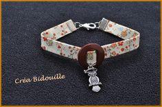Bracelet liberty hibou