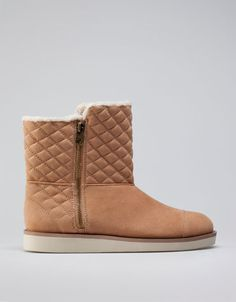 Bershka Serbia - BSK quilted ankle boots
