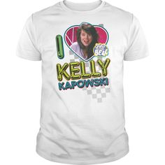 Saved by the Bell I Love Kelly T-Shirts, Hoodies. Get It Now ==►…