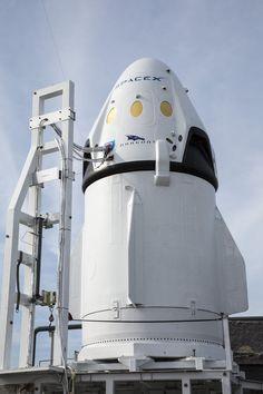 Crew Dragon | SpaceX