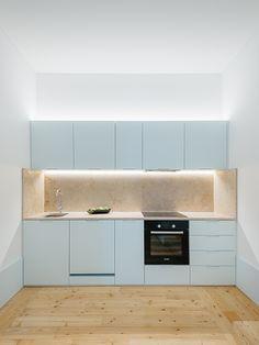 Aurora Arquitectos – 3 Apartamentos Pombalinos