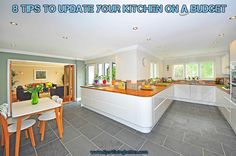 8 Tips To Update Your Kitchen On A Budget