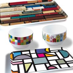 Colorfully Kitschy Kitchenware