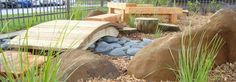 Playscape ~ Creating outdoor spaces for little explorers