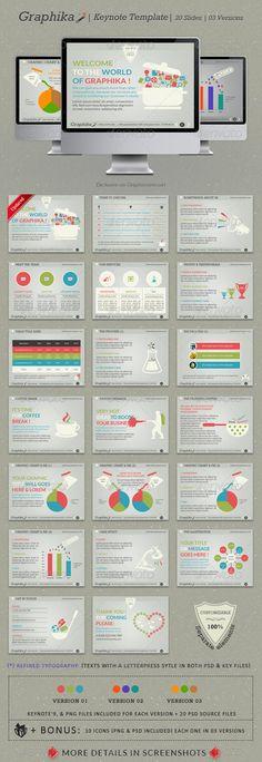 Graphika Keynote Template