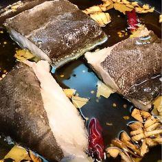 Haciendo un bacalao al pil-pil, plato sencillo de hacer y realmente exquisito. En @apunto. #food #foodie #gastronomía #igersspain #tuhobbietuviaje #picofthenight #Madrid #instaphoto