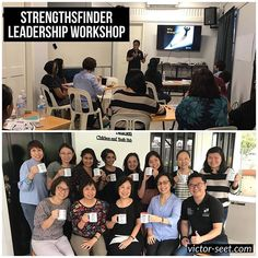 #StrengthsFinder (#CliftonStrengths) #Singapore #Leadership #Workshop #Program for a group of principals leading Kindergartens and Childcare Centres from the Anglican Diocese of Singapore. This session was completed a month back. It was really a delight for me as I experienced the passion shown by a group of ladies who humbly give of themselves to serve their team and to serve God. It was a day of great interaction and learning and one that made me felt like I received more than gave. This…