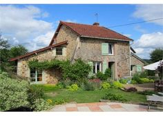 Lovely Cottage on 0.4 acre garden with suuny terrace, near Bourganeuf, Creuse, #Limousin #France