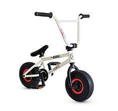 Moxie Mini BMX Bike Vibe White - http://www.bicyclestoredirect.com/moxie-mini-bmx-bike-vibe-white/