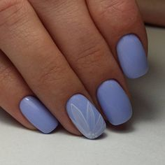 French Nails, French Acrylic Nails, Perfect Nails, Gorgeous Nails, Pretty Nails, Sns Nails Colors, Blue Nails, Bright Nail Designs, Acrylic Nail Designs