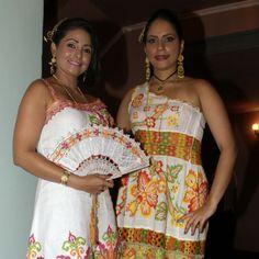 Amor al traje típico | Revista Ellas | Panamá