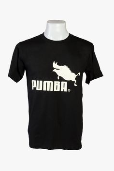 Funny Pumba Lion King shirt. $12.99, via Etsy.