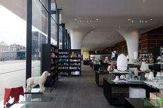 Museumwinkel: foto Eva Kroon