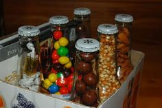 Keep candies and fun stuff in my Jones Bottles I saved up for something else......excellent idea.