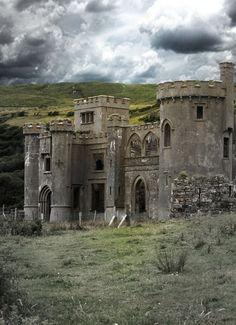 ©MoerlimausClifden castle, Ireland