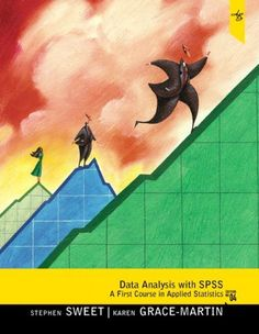 Data Analysis with SPSS is designed to teach students how to explore data in a systematic manner using the most popular professional social statistics program on the market today.