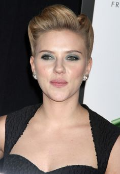 Scarlett Johansson starred as Lucy in Lucy (2014)