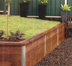 how to build a retaining wall nz