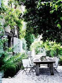 dustjacketattic:  terrace, provence | photo by mikkal adsbøl