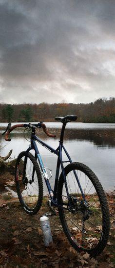Monster Cross Bike