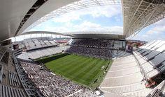 Arena Corintians/ Corinthians (Sao Paolo, Brazil)