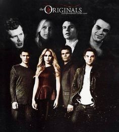 The Originals--Spinoff to Vampire Diaries surprisingly good better the the vampire diaries Elena is getting way to whiny