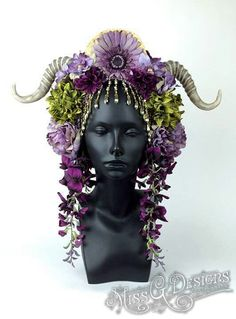 Love spring green, orchid plum and lavender