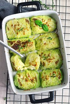 Soft bundles of cabbage and potatoes – Natural Cuisine – Famous Last Words Vegetarian Cooking, Healthy Cooking, Vegetarian Recipes, Veg Recipes, Cooking Recipes, Healthy Recipes, Cena Light, Sicilian Recipes, Sicilian Food