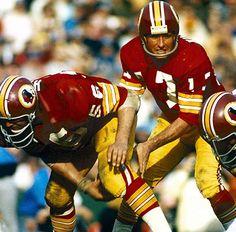 1975 Washington Redskins Season | MORE SI PHOTOS | LICENSE PHOTOS AT SIPICTURES.COM