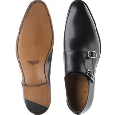 Herring shoes | Herring Classic | Shakespeare in Black Calf at Herring Shoes