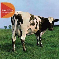"""L'album dei #PinkFloyd intitolato """"Atom Heart Mother"""" pubblicato originariamente nel 1970."""