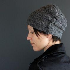 Ravelry: Kabuto pattern by Kirsten Johnstone