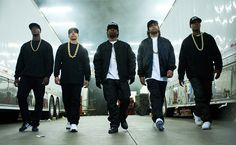 'Straight Outta Compton', An Upcoming Biopic Documenting the Rise and Fall of Legendary Rap Group N.W.A.