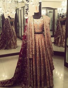 All Ethnic Customization with Hand Embroidery & beautiful Zardosi Art by Expert & Experienced Artist That reflect in Blouse , Lehenga & Sarees Designer creativity that will sunshine You & your Party Worldwide Delivery. Pakistani Wedding Outfits, Pakistani Wedding Dresses, Bridal Outfits, Indian Dresses, Indian Outfits, Eid Outfits, Eid Dresses, Indian Attire, Fashion Dresses