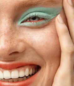green eyeshadow looks, eye makeup, eye makeup look, eye makeup creative,creativ. - Summer Make-Up Green Eyeshadow Look, Eyeshadow Looks, Makeup Goals, Makeup Inspo, Makeup Trends, Makeup Ideas, Mode Inspiration, Makeup Inspiration, Eye Makeup