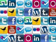 """""""Mídia social não é o umbigo do mundo"""""""