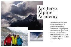 Arc'teryx Alpine Academy #sporthausschuster #arcteryx #alpineacademy #outdoor