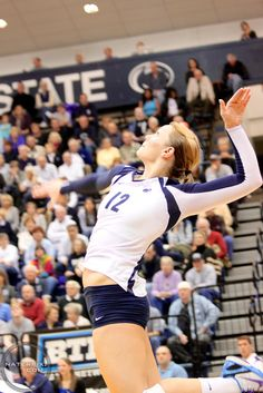 +Big+ten+volleyball | Sets appears in: • NCAA Big 10 Girls Volleyball - Penn State Nittany ...