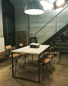 Showroom, Conference Room, Table, Furniture, Instagram, Design, Home Decor, Decoration Home, Room Decor