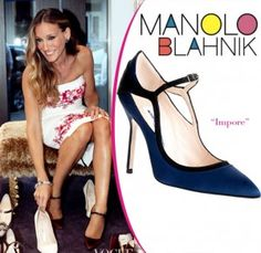 Sarah Jessica Parker , diseñadora de zapatos