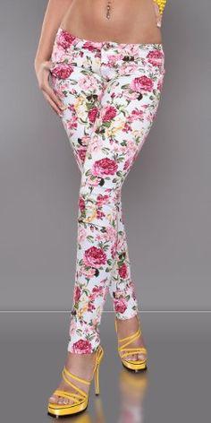 5996e01a3ecf81 Newplay Designer White or Black Floral Rose Print Pink Green Yellow and  Orange Womens Ladies Designer