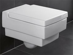 Wall-hung toilet Memento Collection by Villeroy & Boch